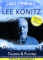 Lee Konitz Instructional Video