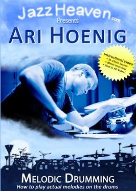 Jazz Drummer Ari Hoenig Melodic Drumming