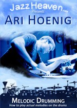 Jazz Drum Lesson Ari Hoenig