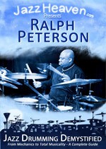 Jazz Drumming Video Ralph Peterson