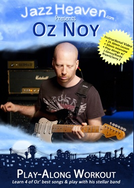 Oz Noy Play-Along Workout Lesson