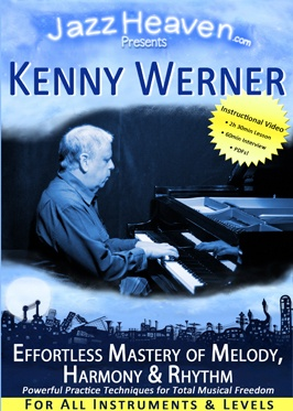 Kenny Werner Effortless Mastery Melody Harmony Rhythm